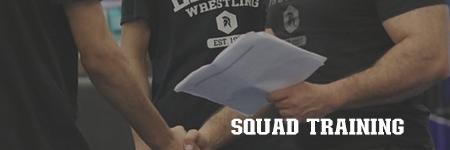 Southern Region Squad Training
