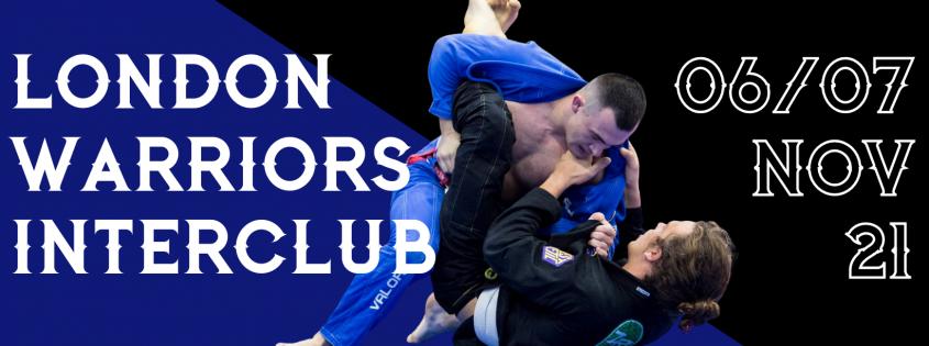 London Warriors Cup – Interclub
